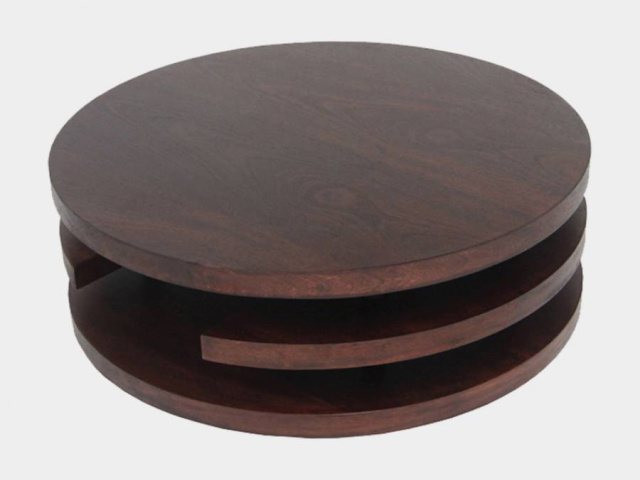 33 1/3 Round Coffee Table